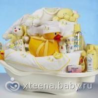 Приданное новорожденному малышу на лето
