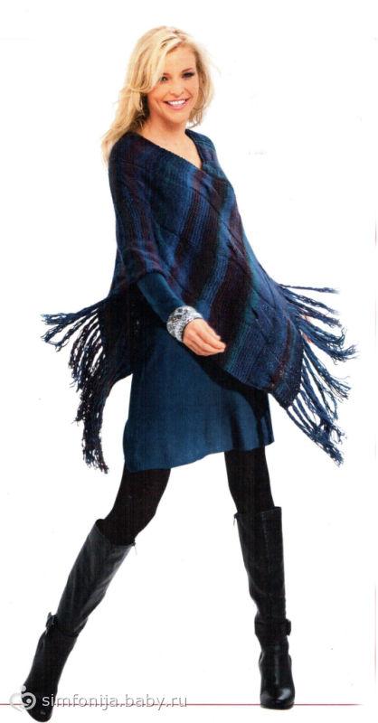 Вязание спицами и крючком. Вязание для малышей и взрослых 35