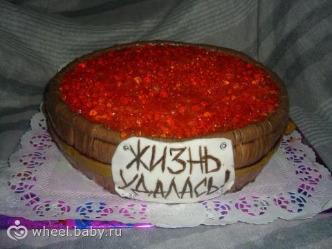 Торт для дедушки на день рождения своими руками