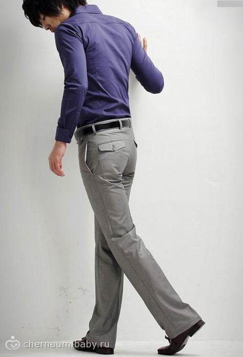 Летние мужские брюки
