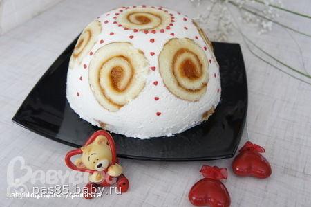 Как сделать торт из творога