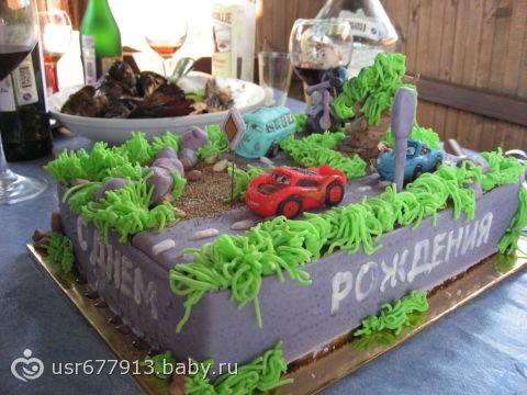 Торт на заказ вкусный песочный торт
