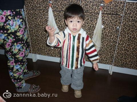 год на мальчика вещей вязание на схемы