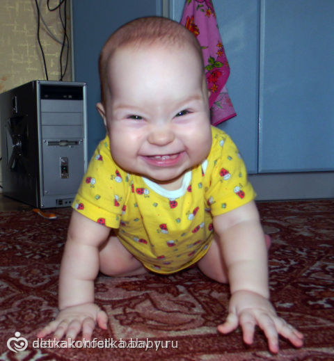 Конкурс улыбка моего малыша