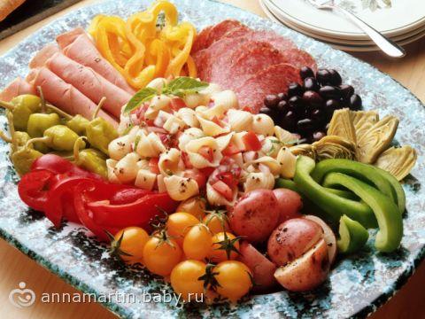 Фото горячие закуски болгарии
