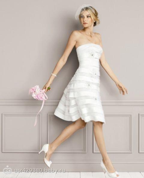 Короткие подвенечные платья развились со временем и есть все больше проектов, доступных на рынке для Вас, чтобы выбрать с этого времени