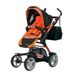 Коляска для новорожденных Jetem 4-Tec - идеальный вариант для...
