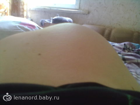 Фото как вылазит ребенок