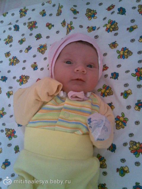 А вот и наша доча!!!