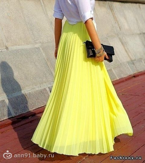New 2012 Retro High Waist Pleated Double Layer Chiffon Women Dress Long Skirt eBay