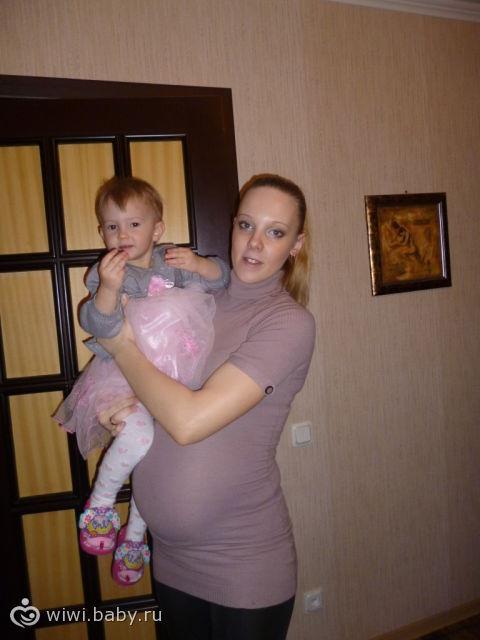 Строгая диета во время беременности.