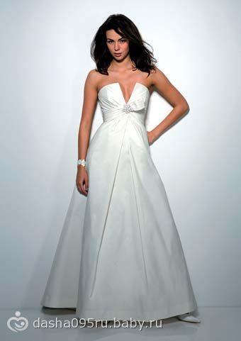 Свадебные платья для беременных=) - на бэби.ру