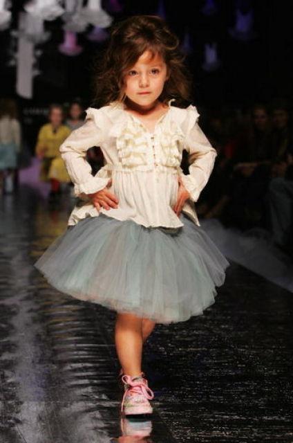Модная одежда для детей.