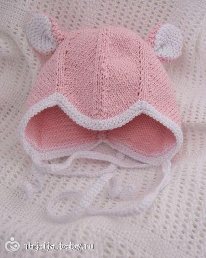 азбука вязания вязание спицами для новорожденных на выписку
