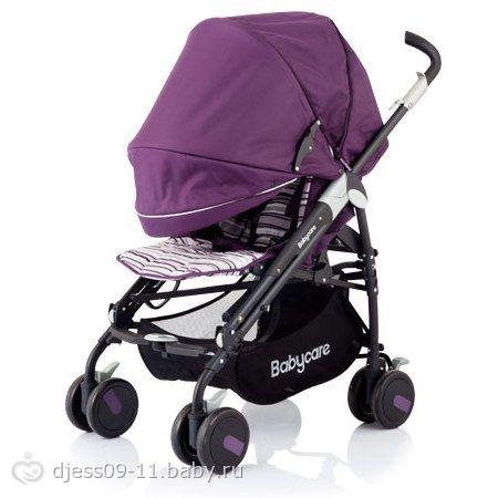 — коляска трость baby care gt4 для всех