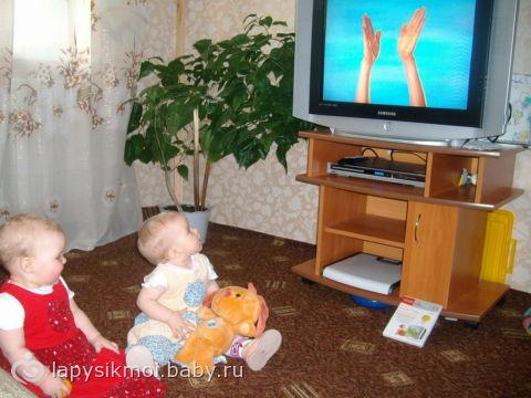 Развивающие мультики для детей от 3 месяцев