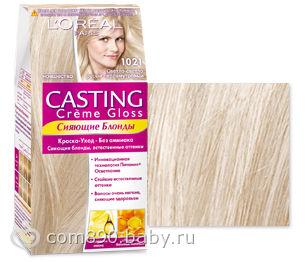 Цвет скандинавский блондин фото
