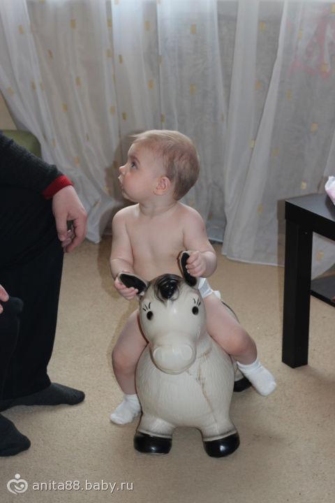 Подарок от бабы с дедой)))