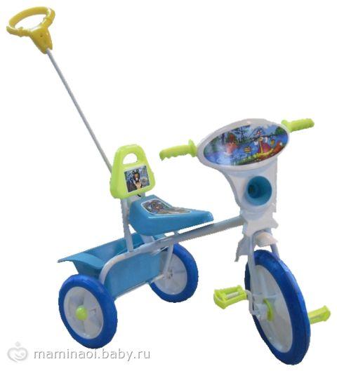 Велосипед для 2-летнего мальчика