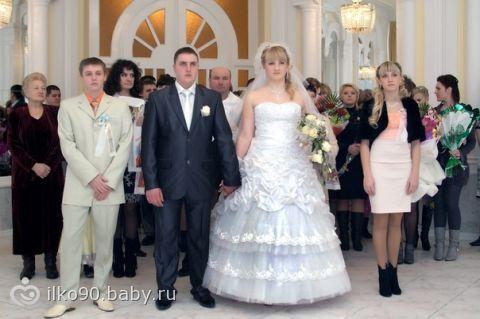 Кажется только с мужем познакомились, а уже ждем нашу девочку)))))