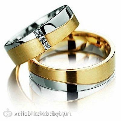 Очень красивые обручальные кольца