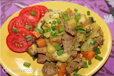 Вкусный ужин рецепты с фото