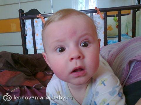 Сыночек 7 месяцев