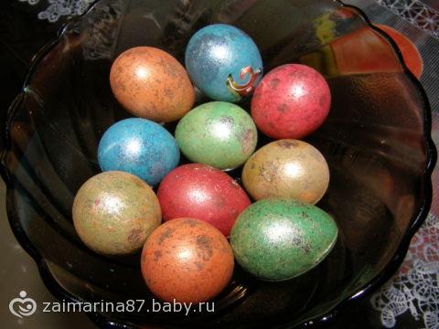 яички для дочи))