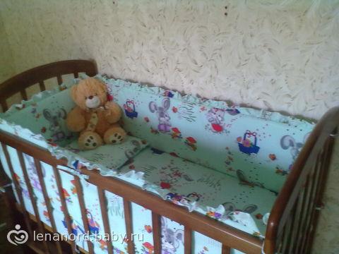 Когда собирать кроватку для новорожденного