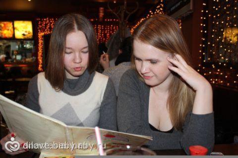 встреча Baby.ru 24-ого марта=) ФОТООТЧЕТ