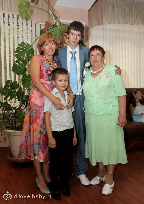 фотки) моя семья)