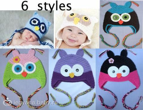 помогите выбрать шапочку :)