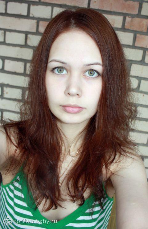 Не могу понять подходит мне это цвет волос или нет… фото
