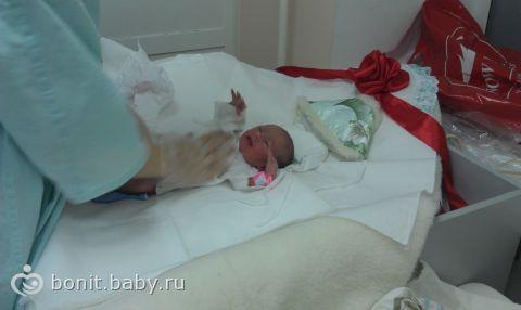 Ребенок на 36 недели 5